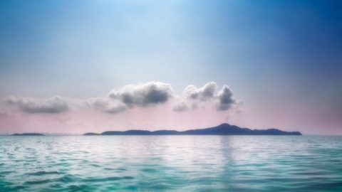 океан и остров